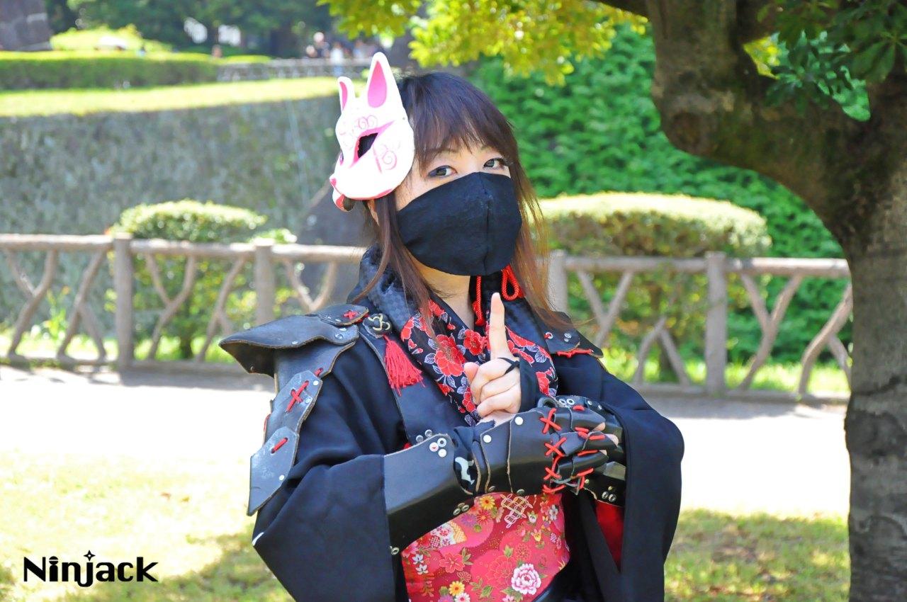 愛知忍者連盟「柚稀」|PHOTO